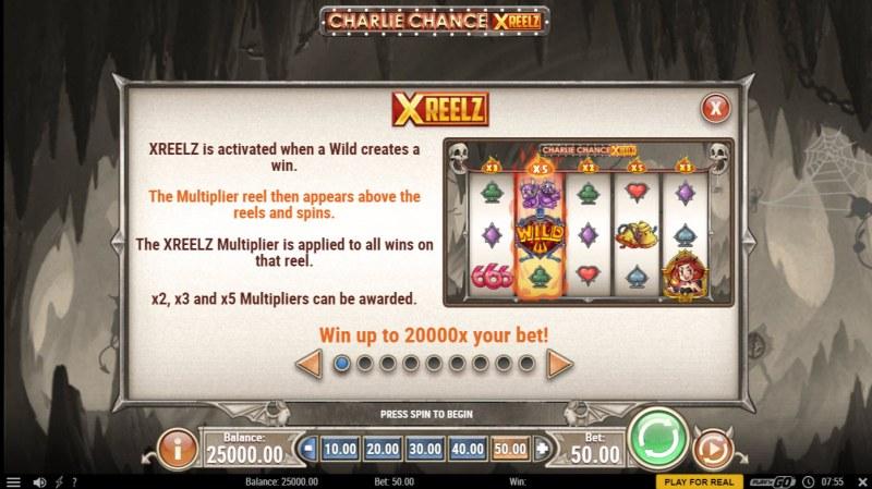 Charlie Chance Xreelz :: Xreelz