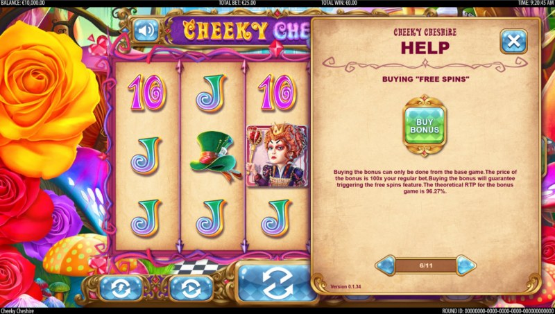 Cheeky Cheshire :: Buy Feature
