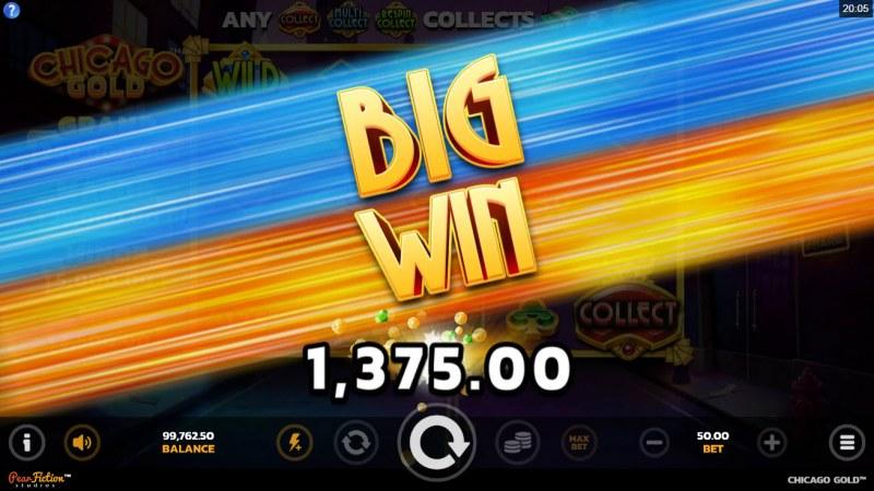 Chicago Gold :: Big Win