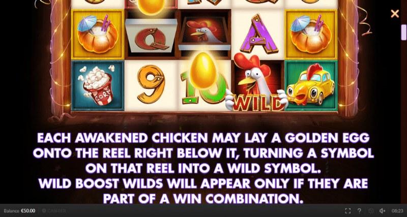 Chicken Fiesta :: Feature Rules