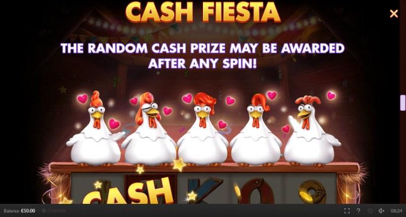 Chicken Fiesta :: Cash Fiesta