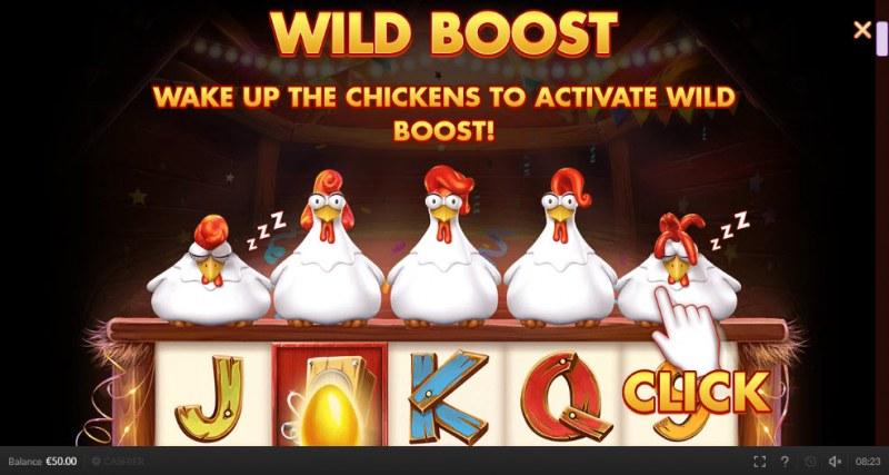 Chicken Fiesta :: Wild Boost