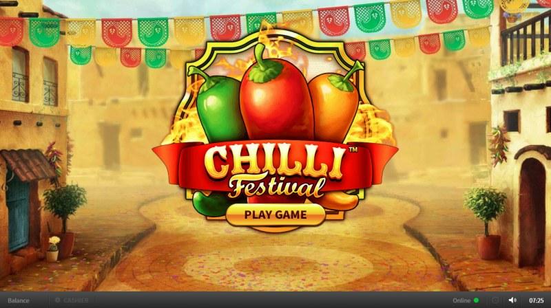 Chilli Festival :: Introduction