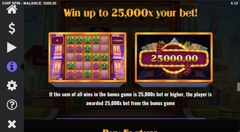Chip Spin :: Win Up To $25,000