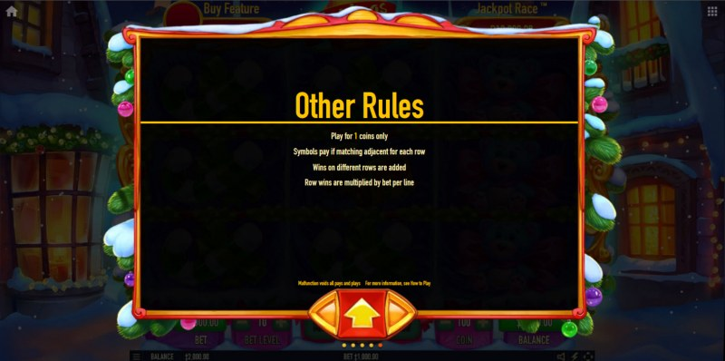 Christmas Gift Rush :: General Game Rules