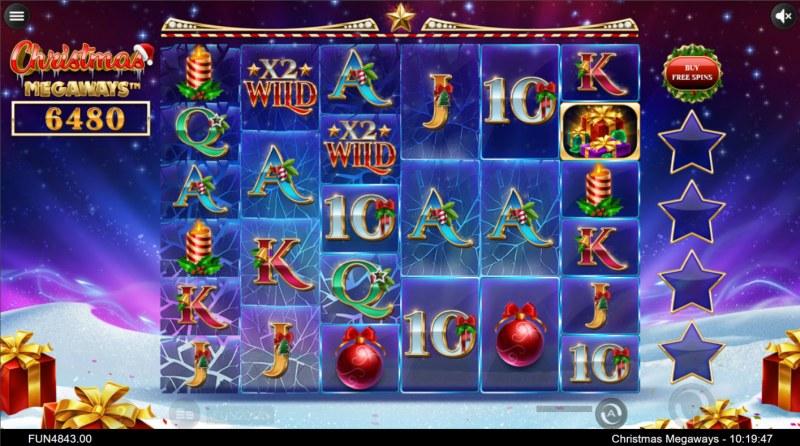 Christmas Megaways :: Multiple winning combinations