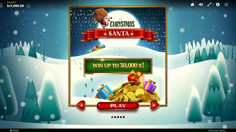 Christmas Santa :: Win Up To 30,000 Coins