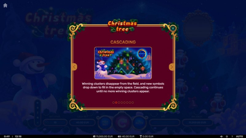 Christmas Tree :: Cascades
