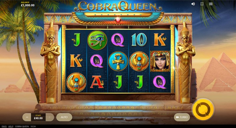 Cobra Queen :: Main Game Board