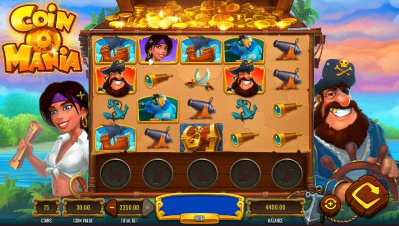Coin O Mania :: Main Game Board