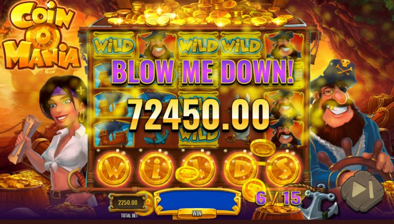 Coin O Mania :: Super Win