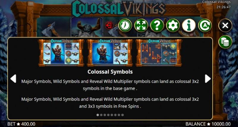 Colossal Vikings :: Colossal Symbols