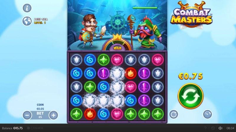 Combat Masters :: A winning combination