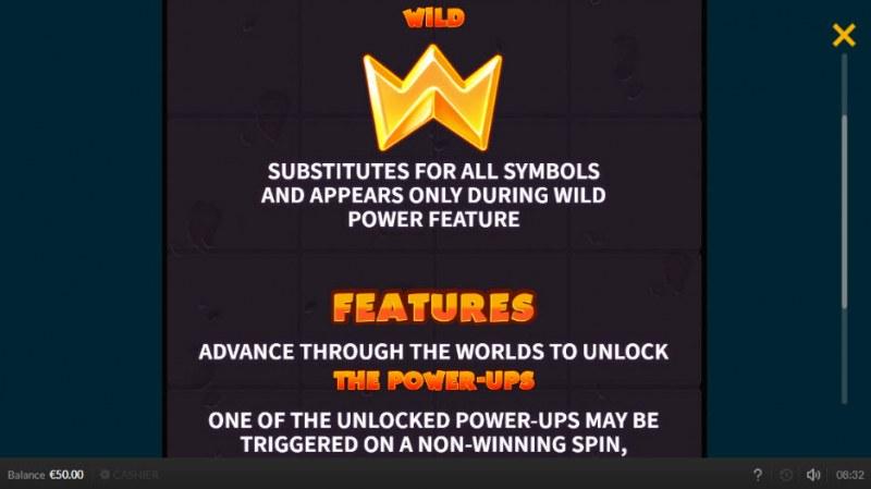 Combat Masters :: Wild Symbols Rules