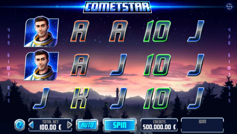 CometStar :: Main Game Board