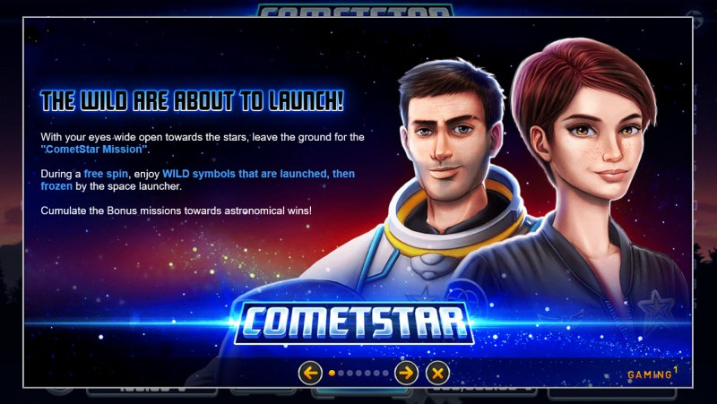 CometStar :: Feature Rules