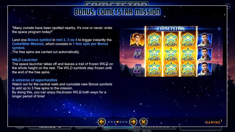CometStar ::