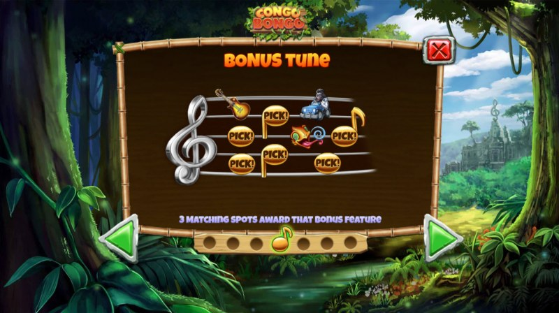 Congo Bongo :: Bonus Tune