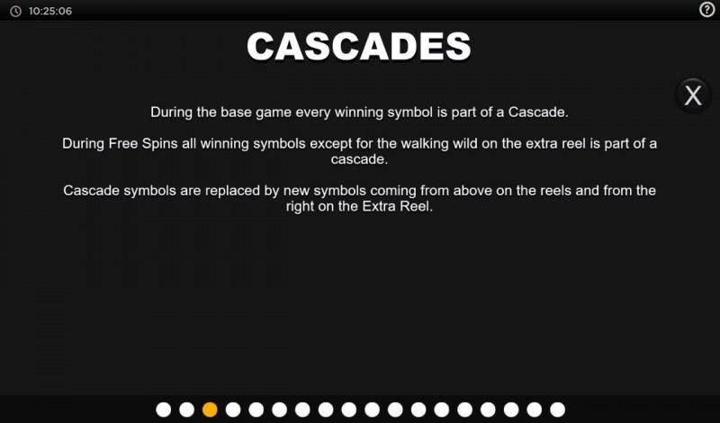 Cops N Robbers Megaways :: Cascades