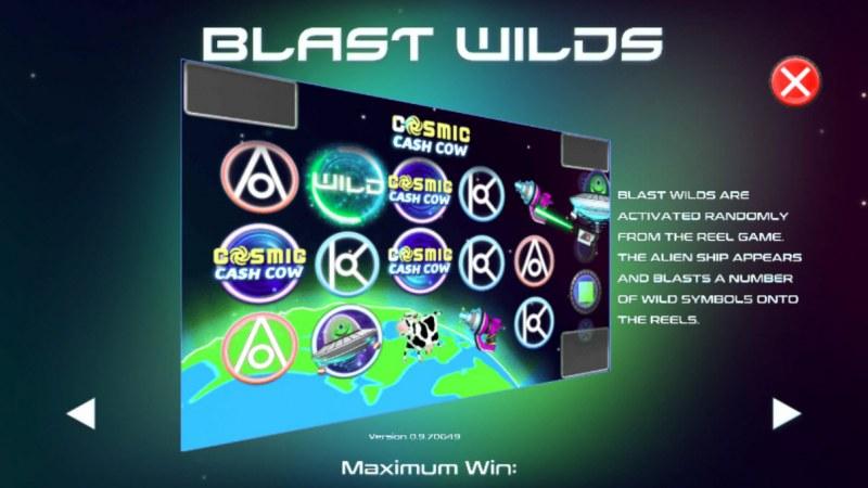 Cosmic Cash Cow :: Blast Wilds