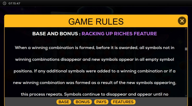 Cosmic Convoy :: Racking Up Riches Feature
