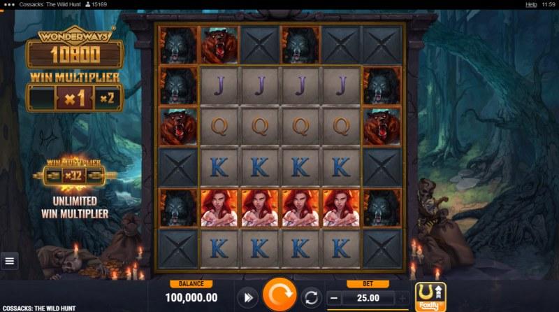 Cossacks the Wild Hunt :: Base Game Screen