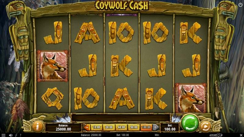 Coywolf Cash :: Main Game Board