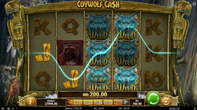 Coywolf Cash :: Four of a kind