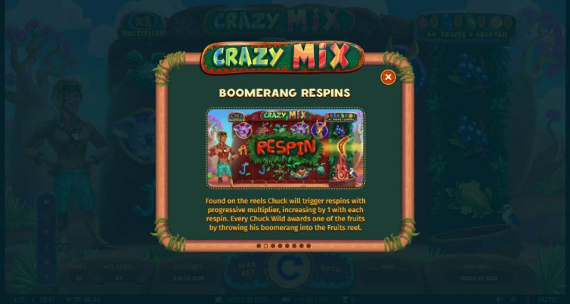 Crazy Mix :: Boomerang Respins