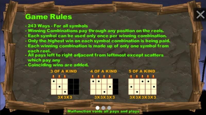 Creepy Cuddlers :: General Game Rules