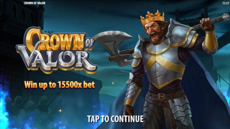Crown of Valor :: Splash Screen
