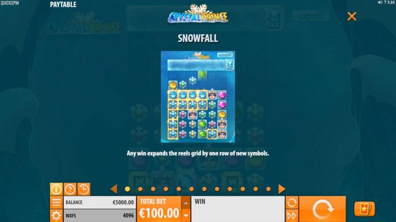 Crystal Prince :: Snowfall