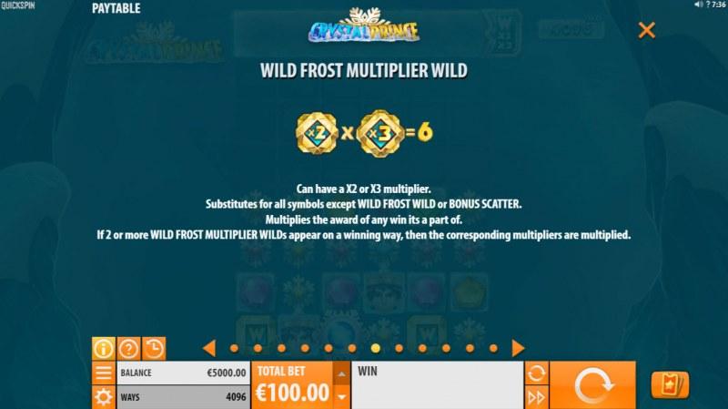 Crystal Prince :: Wild Multiplier