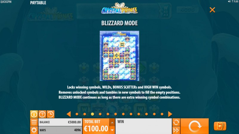 Crystal Prince :: Blizzard Mode