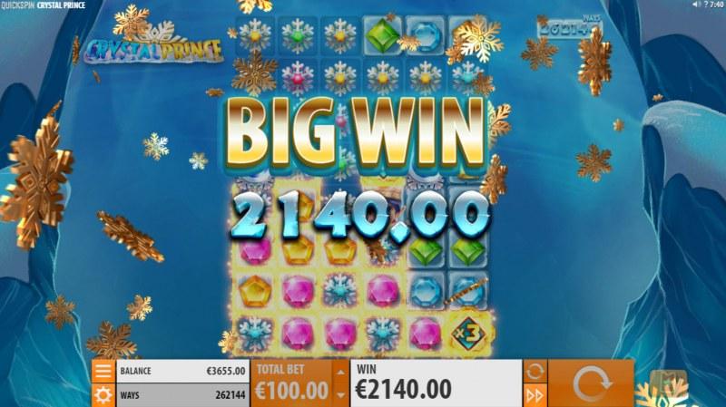 Crystal Prince :: Big Win