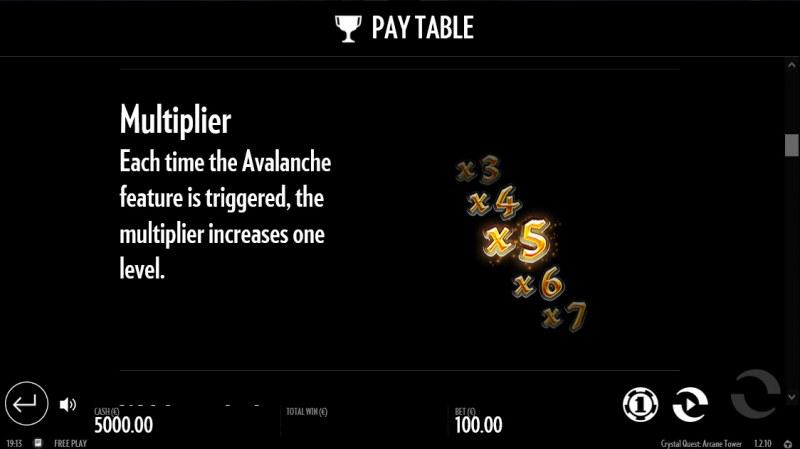 Crystal Quest Arcane Tower :: Multiplier