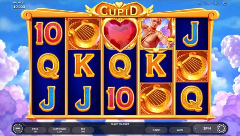Cupid :: Base Game Screen