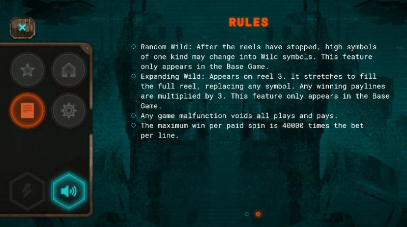 Cyberpunk Wars :: General Game Rules