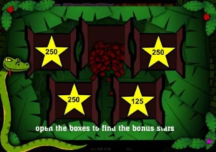 Playgrand featuring the Video Slots Celebrity in the Jungle with a maximum payout of $2,500