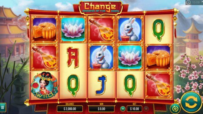 Chang'e Goddess of the Moon :: Main Game Board