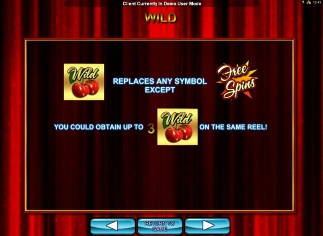 Bet At Casino featuring the Video Slots Cherries Gone Wild with a maximum payout of $2,500