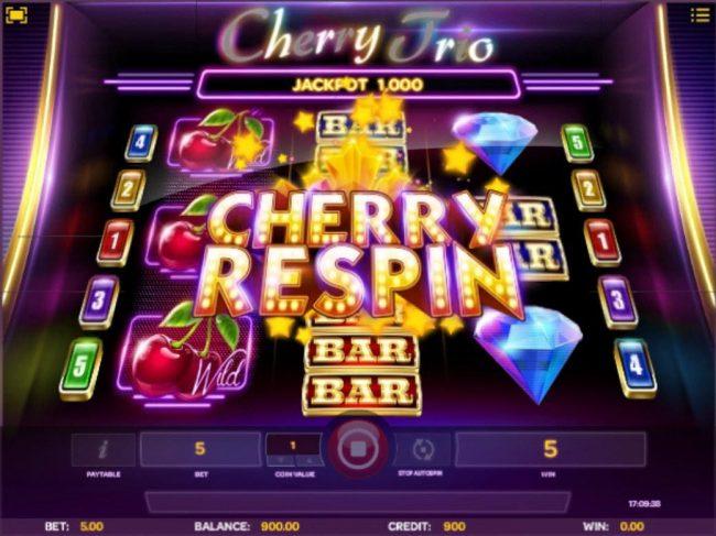 Cherry Trio :: Cherry Respins