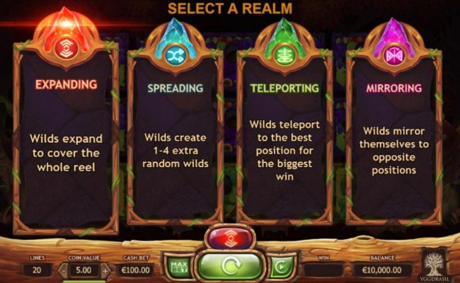 Chibeasties 2 :: Select a realm to explore