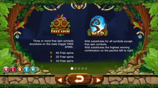 Chibeasties :: Three or more freee spin symbols anywhere on the reels trigger Free Spins.