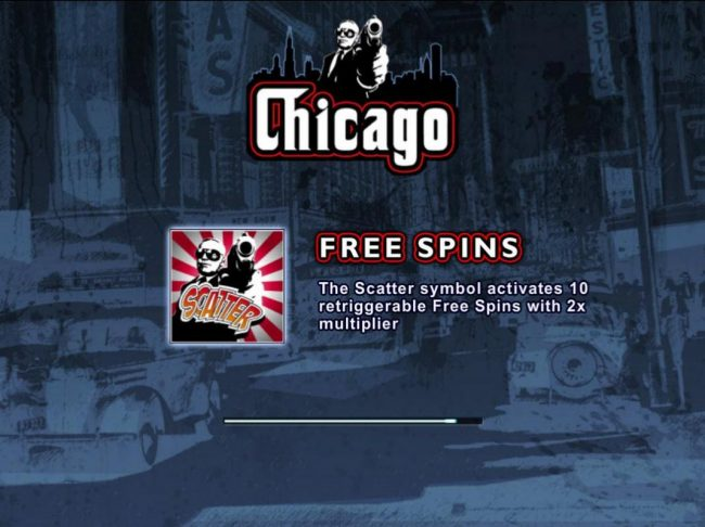 Royale24 featuring the Video Slots Chicago with a maximum payout of $250,000