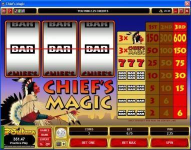 Chief's Magic ::