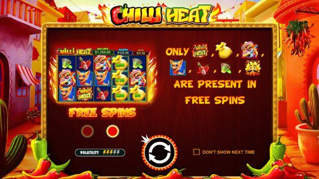 Chilli Heat :: Introduction