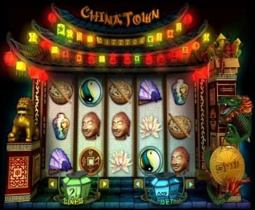 Play slots at Slotland: Slotland featuring the Video Slots China Town with a maximum payout of $6,000