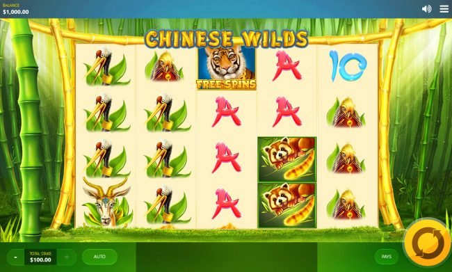 Play slots at Casino Cruise: Casino Cruise featuring the Video Slots Chinese Wilds with a maximum payout of $30,000