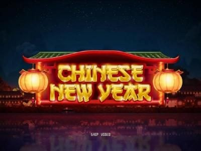 Play slots at Shadowbet: Shadowbet featuring the Video Slots Chinese New year with a maximum payout of $6,250
